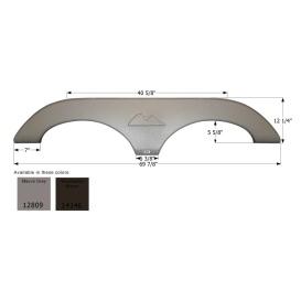 Keystone Tandem FS2809 - Mauve Gray
