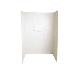 24X40X62 1-Pc Tile Shower Surround