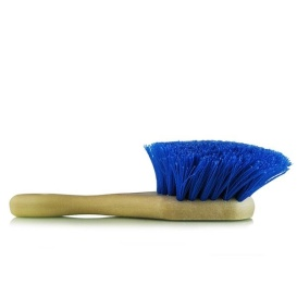 Blue Chemical Resistant Stiffy Brush, , 1 Pack