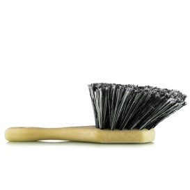 Body and Wheel Flagged Tip Short Handle Brush