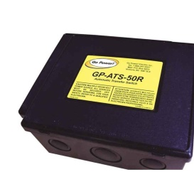 TS-50 50 Amp Automatic Transfer Switch