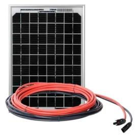 GP-RV-10 10-Watt Solar Kit