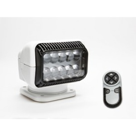 Golight Radioray LED Searchlight with Wireless Handheld Remote-White