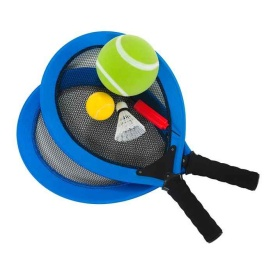 Backpack Racket Set