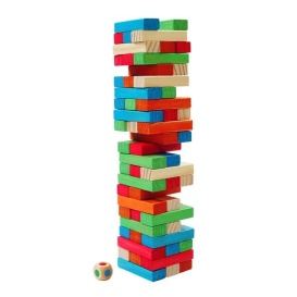 2+ Person Basecamp Tumbling Tower