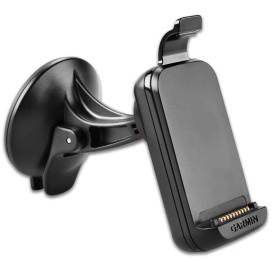 Powered Suction Cup Mount w/Speaker f/nuvi  34xx Series & 37xx Series