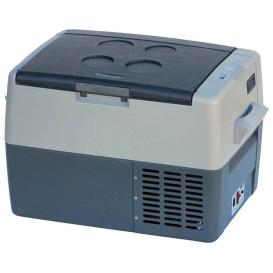 Portable Refrigerator/Freezer - 42 Can Capacity - 12VDC