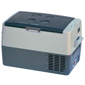 Portable Refrigerator/Freezer - 64 Can Capacity - 12VDC