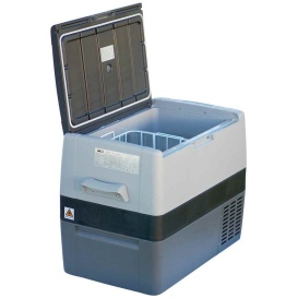 Portable Refrigerator/Freezer - 86 Can Capacity - 12VDC
