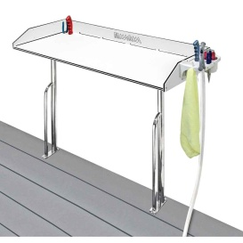 """Tournament Series  Cleaning Station - Dock Mount - 48"""""""