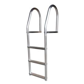 Fixed Eco - Weld Free Aluminum 3-Step Dock Ladder