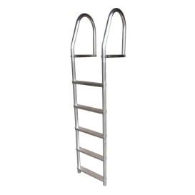Fixed Eco - Weld Free Aluminum 5-Step Dock Ladder
