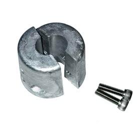 """De-Icer Anode - .63"""" Aluminum - 5/8"""" Shaft - 1HP"""