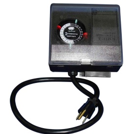 P1101 Timer - 2 On/Off Settings Per Day w/2 Set Trippers -120V - 60Hz