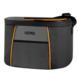 Element5 6-Can Cooler - Black/Gray