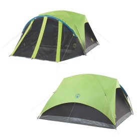 Carlsbad 4-Person Darkroom Tent w/Screen Room