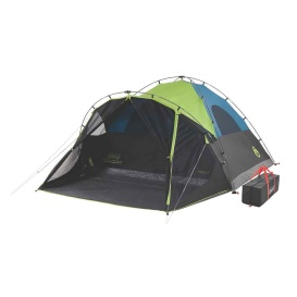 6-Person Darkroom Fast Pitch Dome Tent w/Screen Room