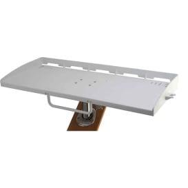 """Rod Holder Gimbal Mount Fillet Table - 30"""""""