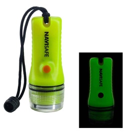 Navilight Glow-In-The-Dark Torch Light