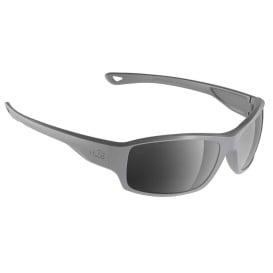 Beachwalker Sunglasses Matt Grey, Grey Silver Flash Mirror Lens Cat. 3 - AR Coating