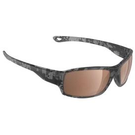 Beachwalker Sunglasses Matt Tiger Shark, Brown Lens Cat. 3 - AR Coating