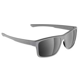 Coronado Sunglasses Matt Grey, Grey Silver Flash Mirror Lens Cat. 3 - AR Coating