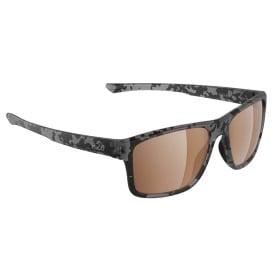 Coronado Sunglasses Matt Tiger Shark, Brown Lens Cat. 3 - AR Coating