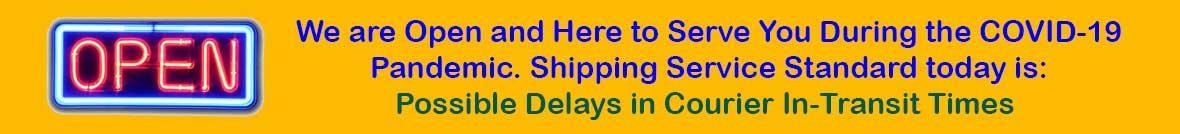 Pandemic Delivery Delays - RV Part Shop USA
