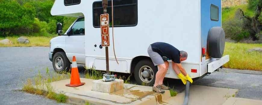 3 Ways To Control RV Waste Water Odours