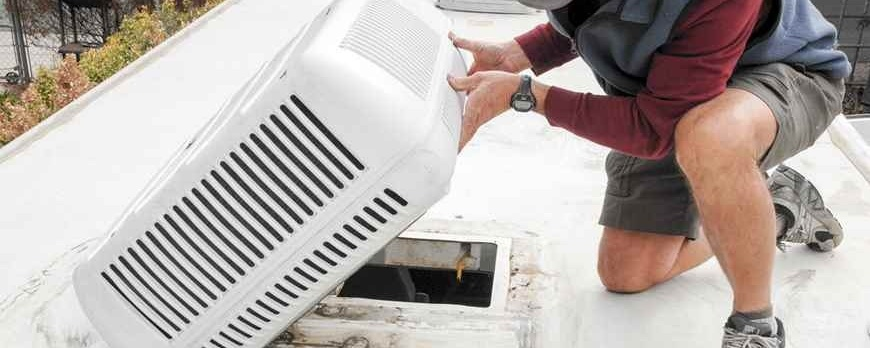 RV Air Conditioning Basics and Troubleshooting Tips