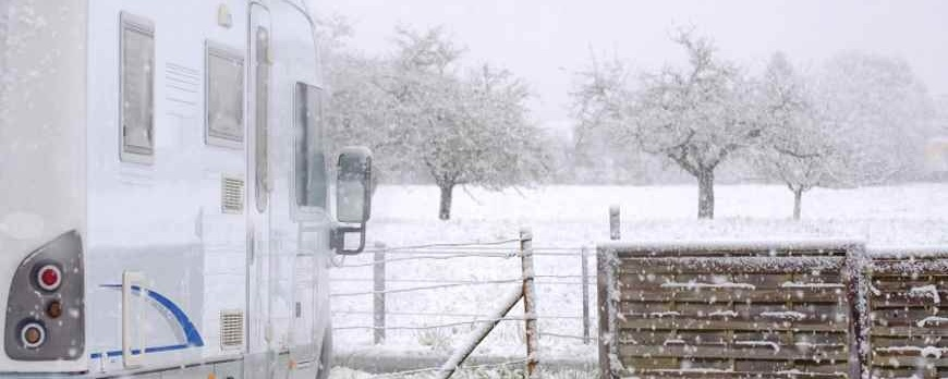 How to Prepare Your RV for Winter