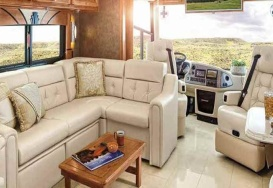 Space-Saving RV Furniture